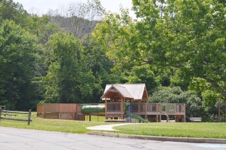 Chestnut Ridge Metro Park Playground