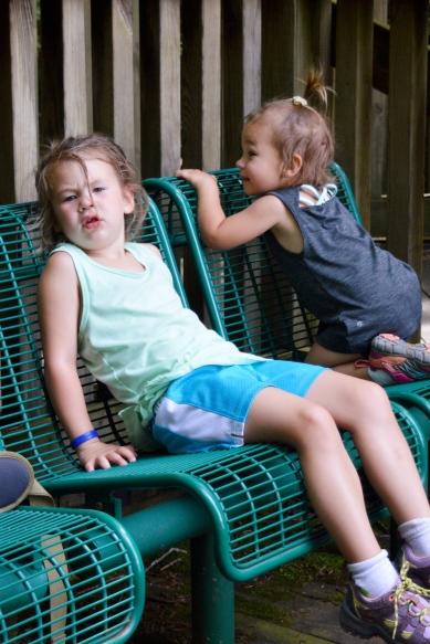 Kids at Chestnut Ridge