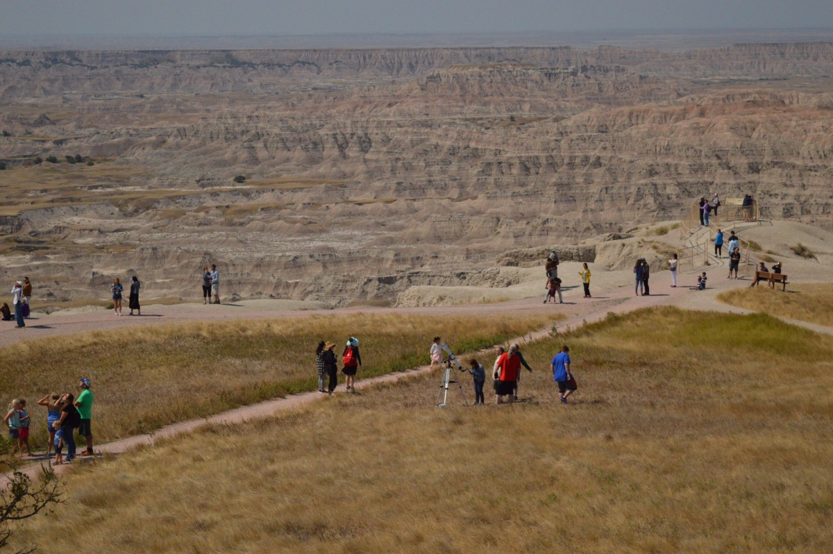 One Day in Badlands National Park with Kids