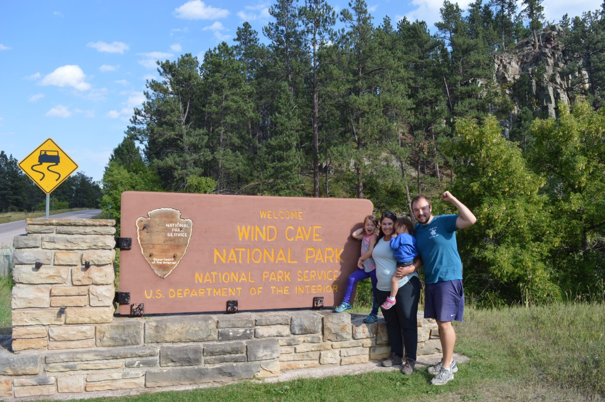 Wind Cave National Park with Kids
