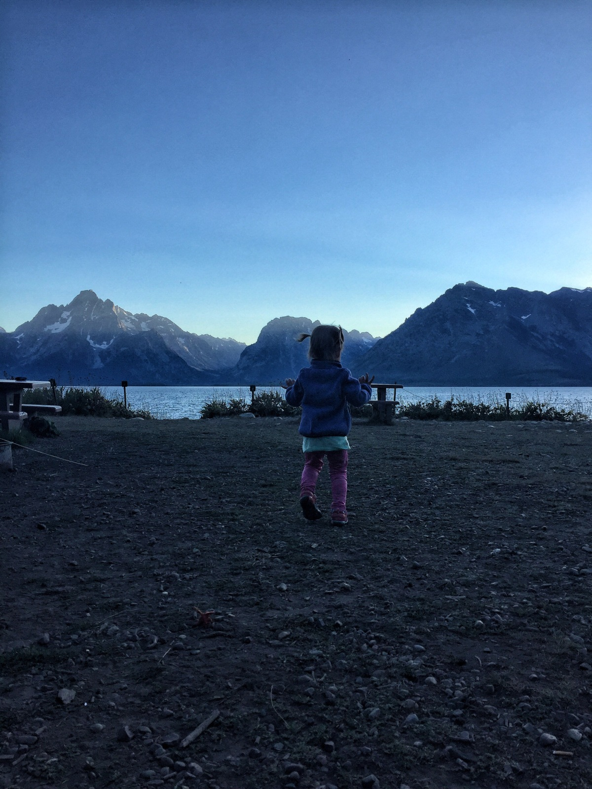 Things to do with Kids in Grand Teton National Park